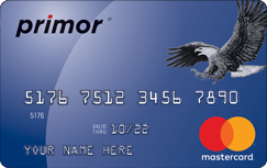 primor secured credit card